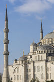 ISTANBUL, TURKEY - DECEMBER 13, 2015: The Blue Mosque Royalty Free Stock Photos