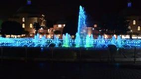 Turkey. Istanbul. Fountain. Istanbul, turkey, fountain, architecture old building europe turkish ottoman sultanahmet stock video