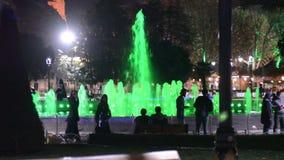 Turkey. Istanbul. Fountain. Istanbul, turkey, fountain, architecture old building europe turkish ottoman sultanahmet stock video footage