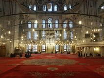 A Mosque in Istanbul stock photos