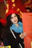 Landskampkvinna dag Arkivbilder