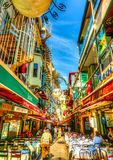In Istanbul in Turkey Royalty Free Stock Images