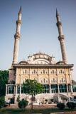 The Haydarpasa Protokol Mosque in Kadikoy, Istanbul stock photos