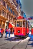 In Istanbul in Turkey Stock Photo