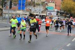 39th Istanbul Marathon Stock Photo
