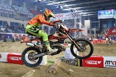 Istanbul Superenduro championship Stock Images