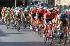 53rd Presidential Cycling Tour of Turkey Royalty Free Stock Photography