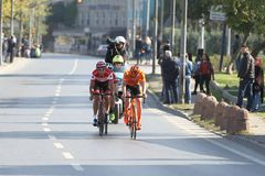 53rd Presidential Cycling Tour of Turkey Stock Photo