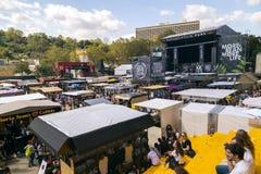 Istanbul Coffee Festival Stock Photos