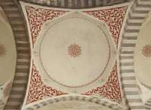 Istanbul, Turkey - Sultan-Ahmed-Mosque Stock Image
