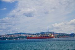 Travel around the world!!. Istanbul in Turkey Stock Images