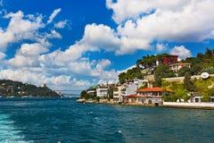 Istanbul Turkey view Stock Photos