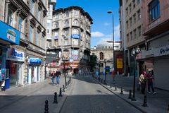 Istanbul Turkiet Arkivfoto