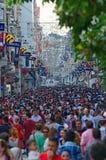 Istanbul Turkiet Royaltyfri Fotografi