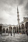 ISTANBUL TURKIET - April 14, 2015: Arkivfoto