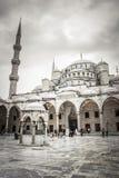ISTANBUL TURKIET - April 14, 2015: Arkivfoton