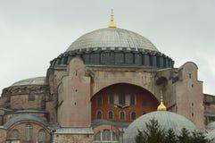 Istanbul Turkiet - Hagia Sophia Arkivfoto
