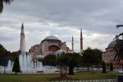 Istanbul Turkiet Juli 16, 2014, 8:15 Royaltyfri Fotografi