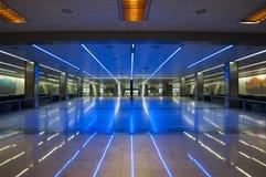 Istanbul Turkiet - Sabiha Gökçen International Airport Royaltyfria Bilder