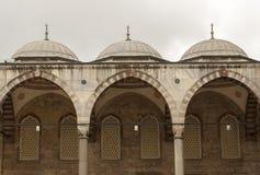 Istanbul Turkiet - Sultan-Ahmed-moské Arkivfoto