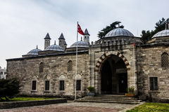 Istanbul,  Turkish museum Stock Image