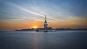 Istanbul, Turquie la première tour du ` s Photos stock