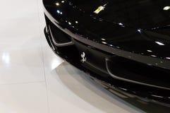 Istanbul, Turquie - 10 novembre 2012 : Salon de l'Auto 2012 d'Istanbul à TUYAP Photo stock