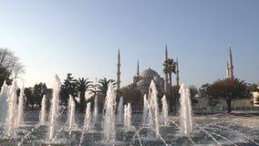 Istanbul Turquie Sultan Ahmet clips vidéos