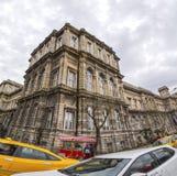 Istanbul universitet Fotografering för Bildbyråer