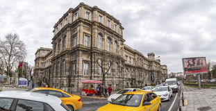Istanbul universitet Royaltyfri Foto
