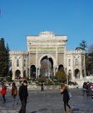 Istanbul universitet Royaltyfria Bilder