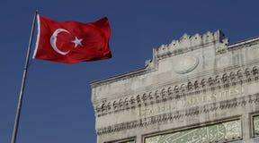 Istanbul universitet, Istanbul universitesi Royaltyfria Bilder