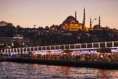 Istanbul-UNO-sembolà ¼ Stockfoto