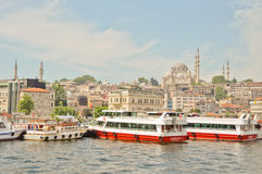 Istanbul view Royalty Free Stock Image