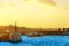 Istanbul view Royalty Free Stock Photography