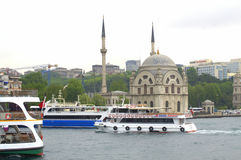 Istanbul view Royalty Free Stock Photos