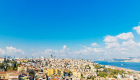 Istanbul View Royalty Free Stock Photo