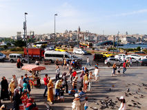 Istanbul view Stock Image