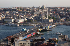 Istanbul view, Turkey Stock Image