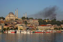 Istanbul view , Turkey Stock Images