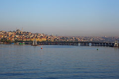 Istanbul view , Turkey Royalty Free Stock Image