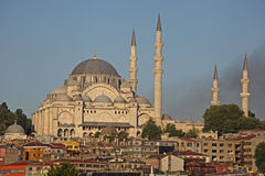 Istanbul view , Turkey Royalty Free Stock Photography