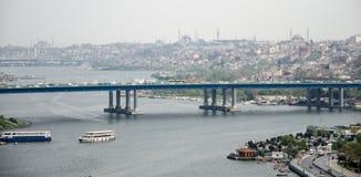 Istanbul views Royalty Free Stock Photo