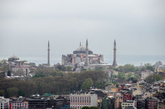 Istanbul views Stock Photography