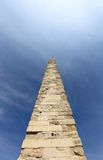 Istanbul Walled Obelisk Royalty Free Stock Image