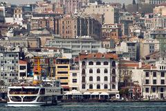 Free Istanbul Waterfront Royalty Free Stock Photography - 19221877