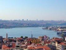 istanbul widok Fotografia Royalty Free
