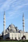 Istanbul Yeni Mosque Stock Photo