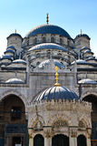 Istanbul - Yeni Mosque, New Mosque Stock Photos
