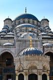 Istanbul - Yeni Mosque, New Mosque Stock Photos